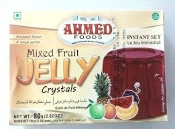 Ahmed Mixed Fruit Jellys 80g