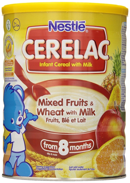 Nestle Cerelac Mixed Fruits & Wheat 1kg