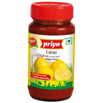 Picture of Priya Lime Pickle (In Lime Juice Without Garlic)