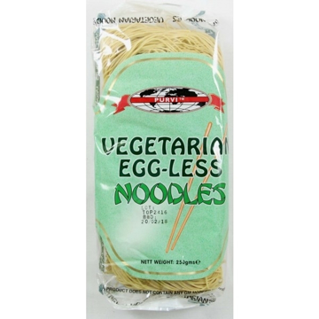 Picture of Purvi Vegetarian Egg Less Noodles 250g