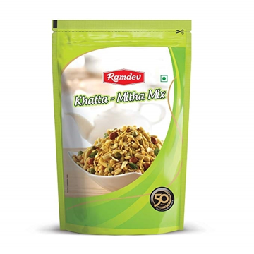 Picture of Ramdev Namkeen Khatta-Mitha Mix 400g