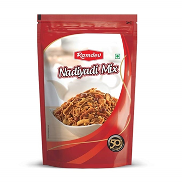 Picture of Ramdev Namkeen Nadiyadi Mix 400g