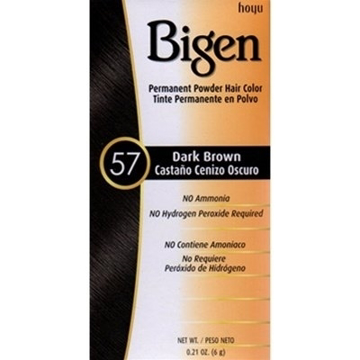 Bigen Hair Colour Dark Brown 57