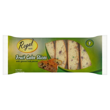 Picture of Regal Sliced Fruit Cake £1.99 PMP