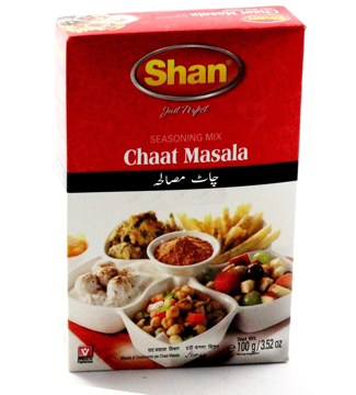 Picture of Shan Chaat Masala mix 100g