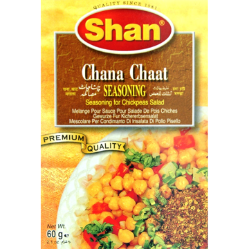 Picture of Shan Chana Chaat Masala 60g