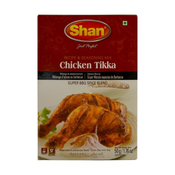 Picture of Shan Chicken Tikka Mix 50g