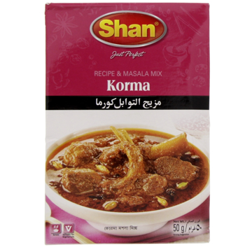 Picture of Shan Korma Masala 50g
