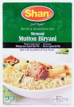 Picture of Shan Mutton Biryani 60g