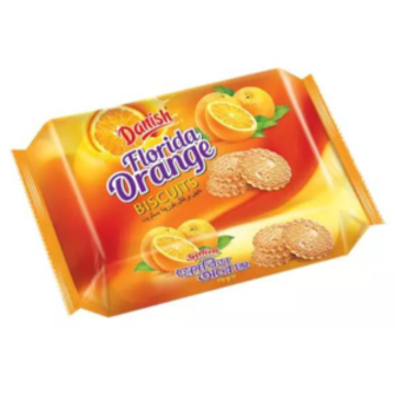 Danish Florida Orange Biscuits 210g