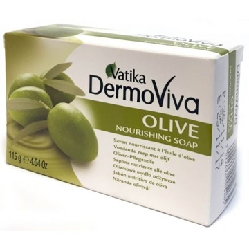 Picture of Vatika Dermoviva Olive Nourishing Soap 115g