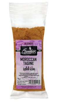 Picture of Greenfields Moroccan Tagine 75g