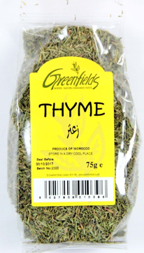 Picture of Greenfields Thyme 75g