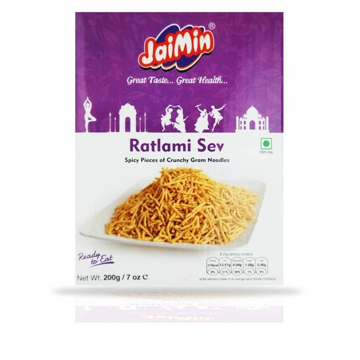 Picture of Jaimin Ratlami Sev 200g