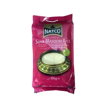 Picture of Natco Sona Masoori Rice 10kg