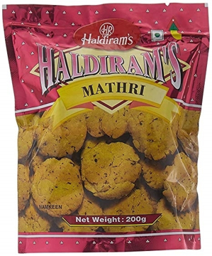 Picture of Haldiram's Mathri 200g