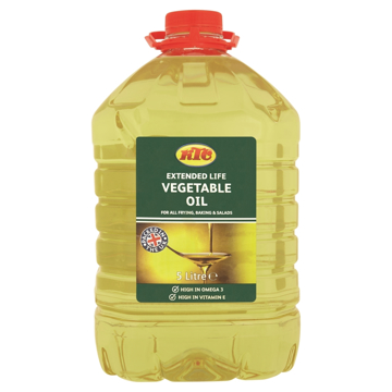 KTC Vegetable Oil 5Ltr