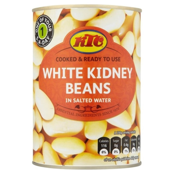 KTC White Kidney Beans Tin 400g