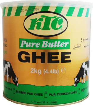 Picture of KTC Butter Ghee Tin 2Kg