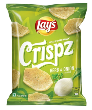 Picture of Lay's Crispz Herb & Onion 52g