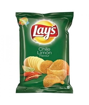 Lay's Chilie Lemon Flavour Crisps 52g