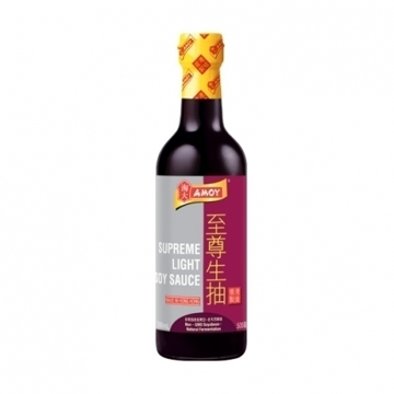 Amoy Supreme Light Soy Sauce 500ml