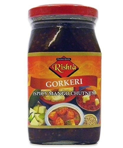 Picture of Rishta Gorkeri (Spicy Mango Chutney) 450g