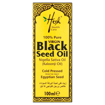 Picture of Hesh 100% Pure Virgin Black Seed (Kaloonji)  Oil 100ml