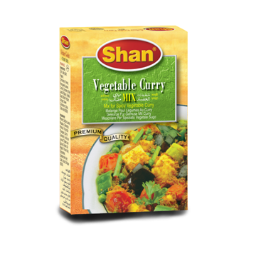 Picture of Shan Veg Curry Mix 60g