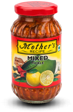 Picture of Mother's Recipe Mixed Pickle 500g