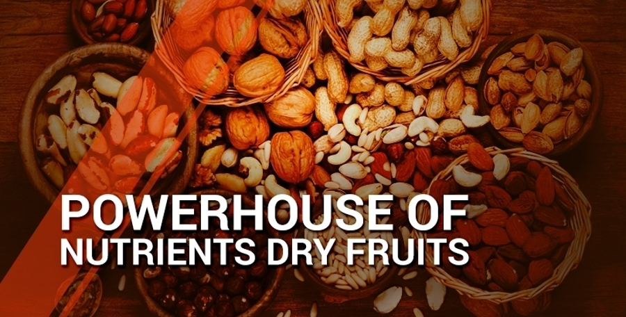 Amazing Health Benefits of Eating Dry Fruits in Winter