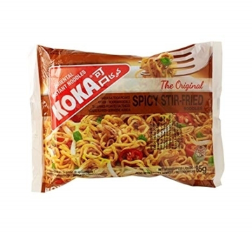 Koka Spicy Stir Fried Noodles 85g