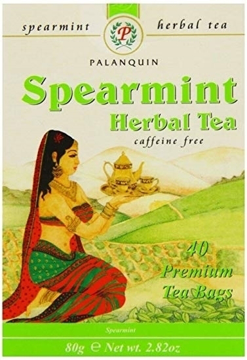 Palanquin Spearmint Herbal Tea Bag 80g