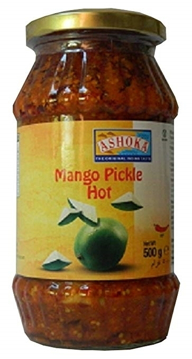 Ashoka Mango Pickle (Hot) 500g