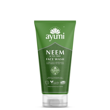Ayumi Neem & tea Tree Face Wash 150ml