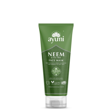 Ayumi Neem & Tea Tree Face Mask 100ml
