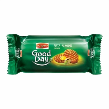Picture of Britannia Good Day Pista-Almond Cookies 72g