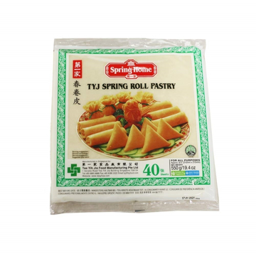 TYJ Spring Roll Pastry 40 Sheets
