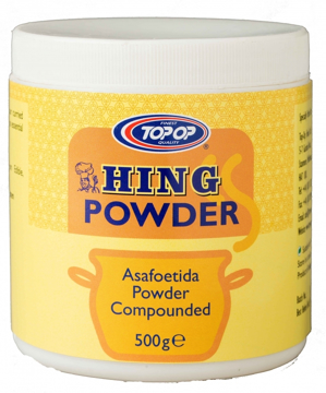 Top-Op Asafoetida Hing Powder 50g