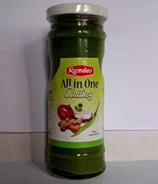 Ramdev All in One Chutney 220g