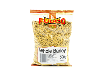 Fudco Whole Barley 500g
