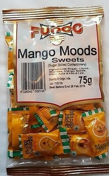 Fudco Moods Sweets 75g