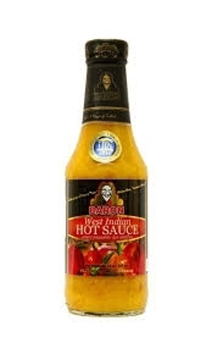 Baron West Indian Hot Sauce 397g