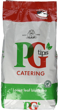PG Tips Black Leaf Tea1.5Kg