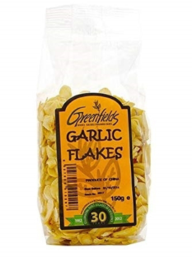Greenfields Garlic Flakes 150g