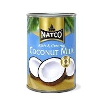 Natco Coconut Milk Tin 400g