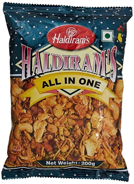Haldiram's All in One 200g