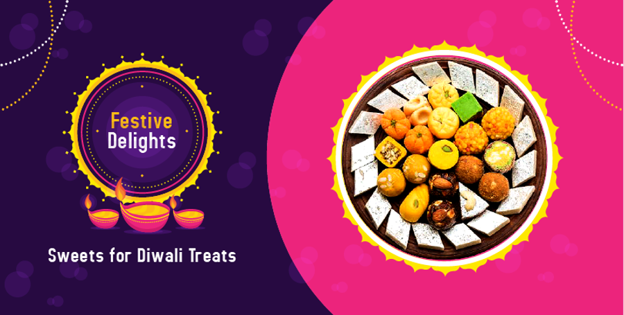 Delicious Indian Sweets to Brighten Your Diwali Celebrations