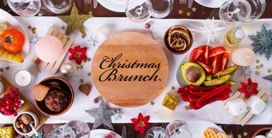 List of all the Essential Ingredients Required for Christmas Brunch
