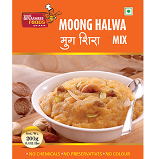 Devashree Moong Halwa 200g